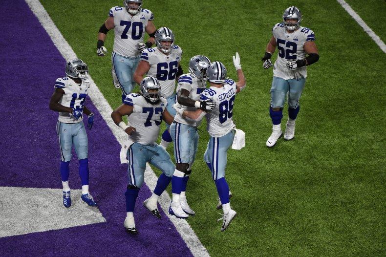 Dallas Cowboys, NFL