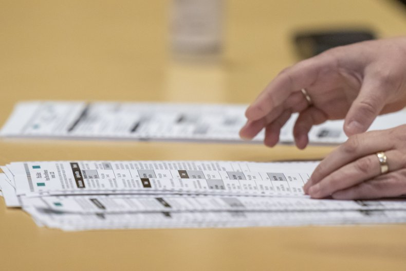 Election Recount Begins In Two Wisconsin Counties
