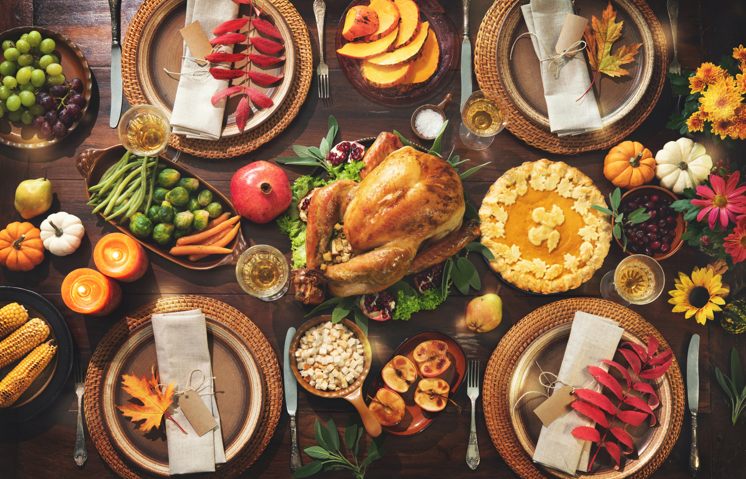 How to use weed in your Thanksgiving meal this year