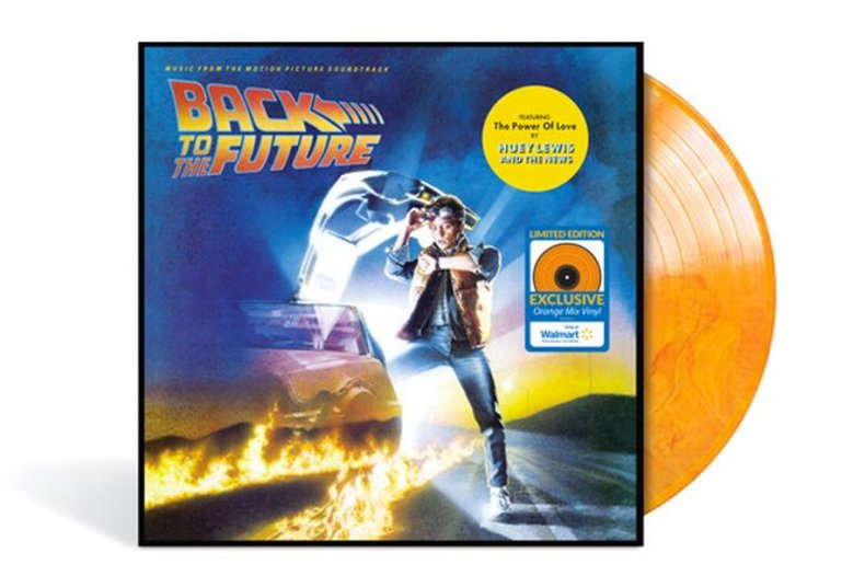 Back to the Future Gift Guide Soundtrack