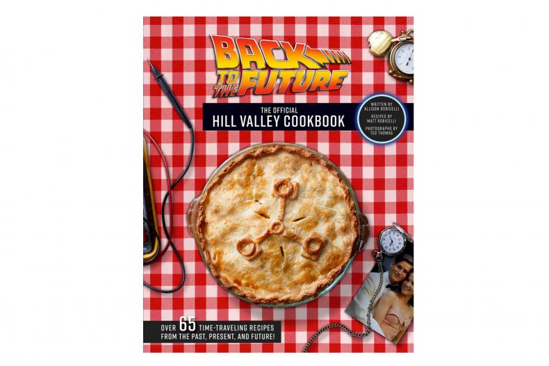 Back to the Future Gift Cook Book