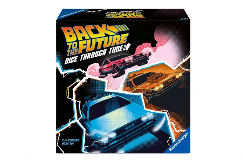 Back to the Future Gift Ravensburger Game