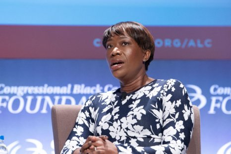 Joy Reid Attends the National Town Hall