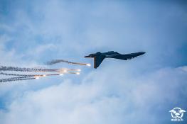 PLA Air Force J-16