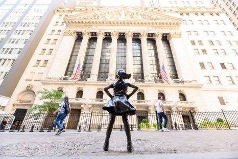 Fearless Girl of Wall Street