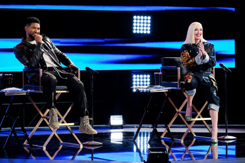 Watch 'The Voice' Artists Compete For Votes