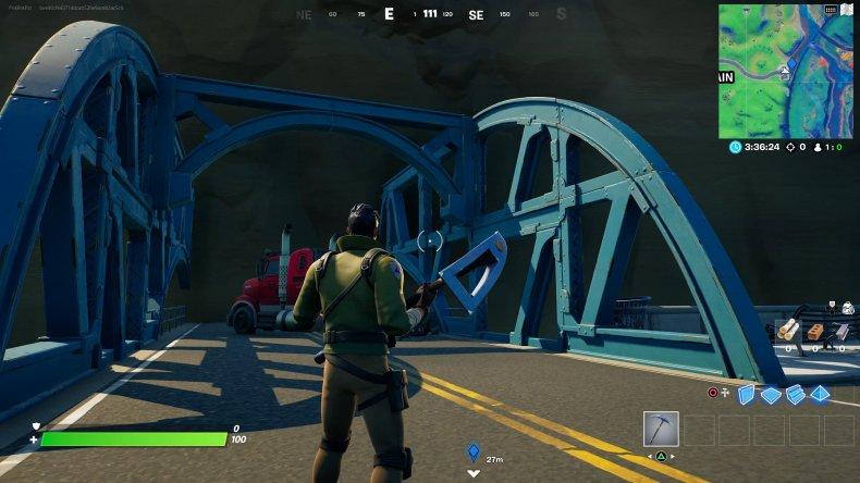 fortnite upstate new york semi 1 gameplay