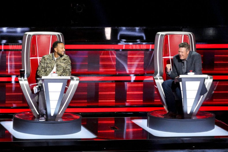 These Are 'The Voice' Contestants