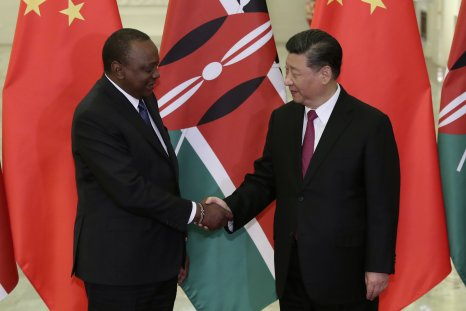 China Kenya