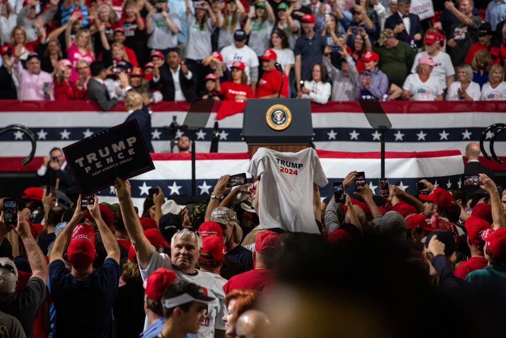 `Never Trumpers` Admit Trump Has Taken Over GOP,...