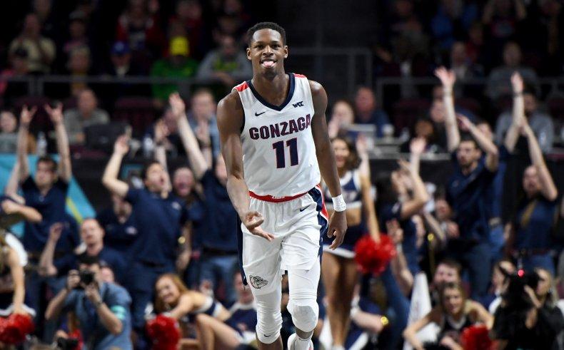 Gonzaga, NCAA basketball
