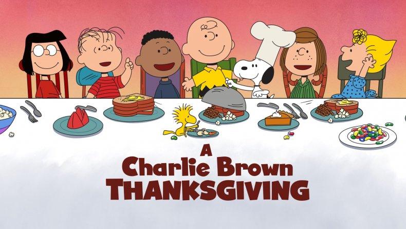 a charlie brown thanksgiving watch online
