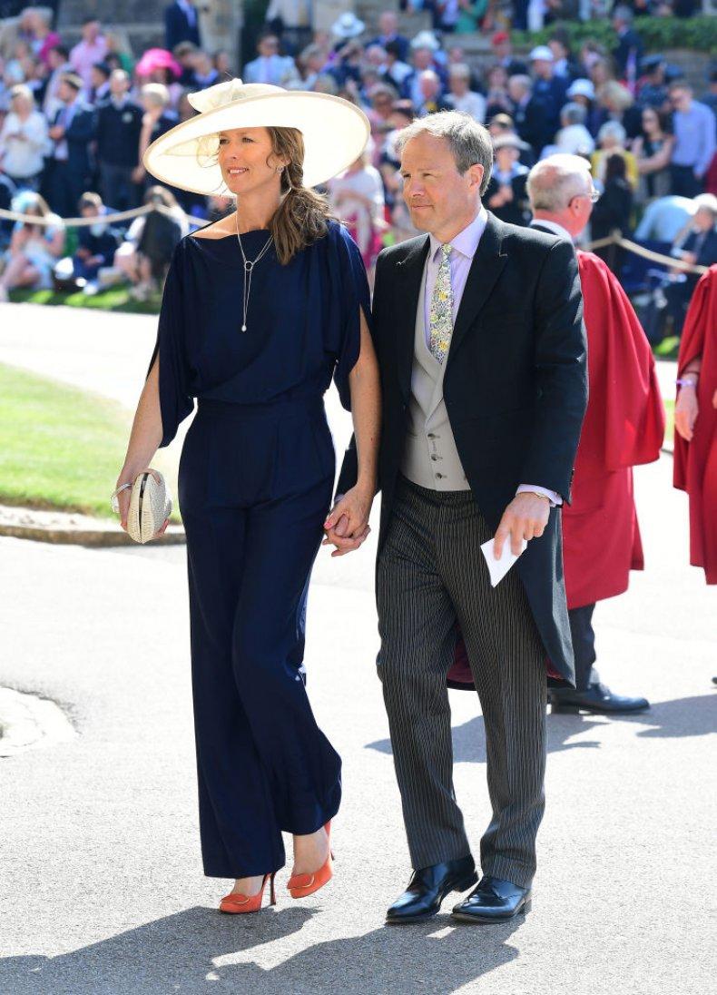 Tom Bradby, Meghan Markle, Prince Harry Wedding
