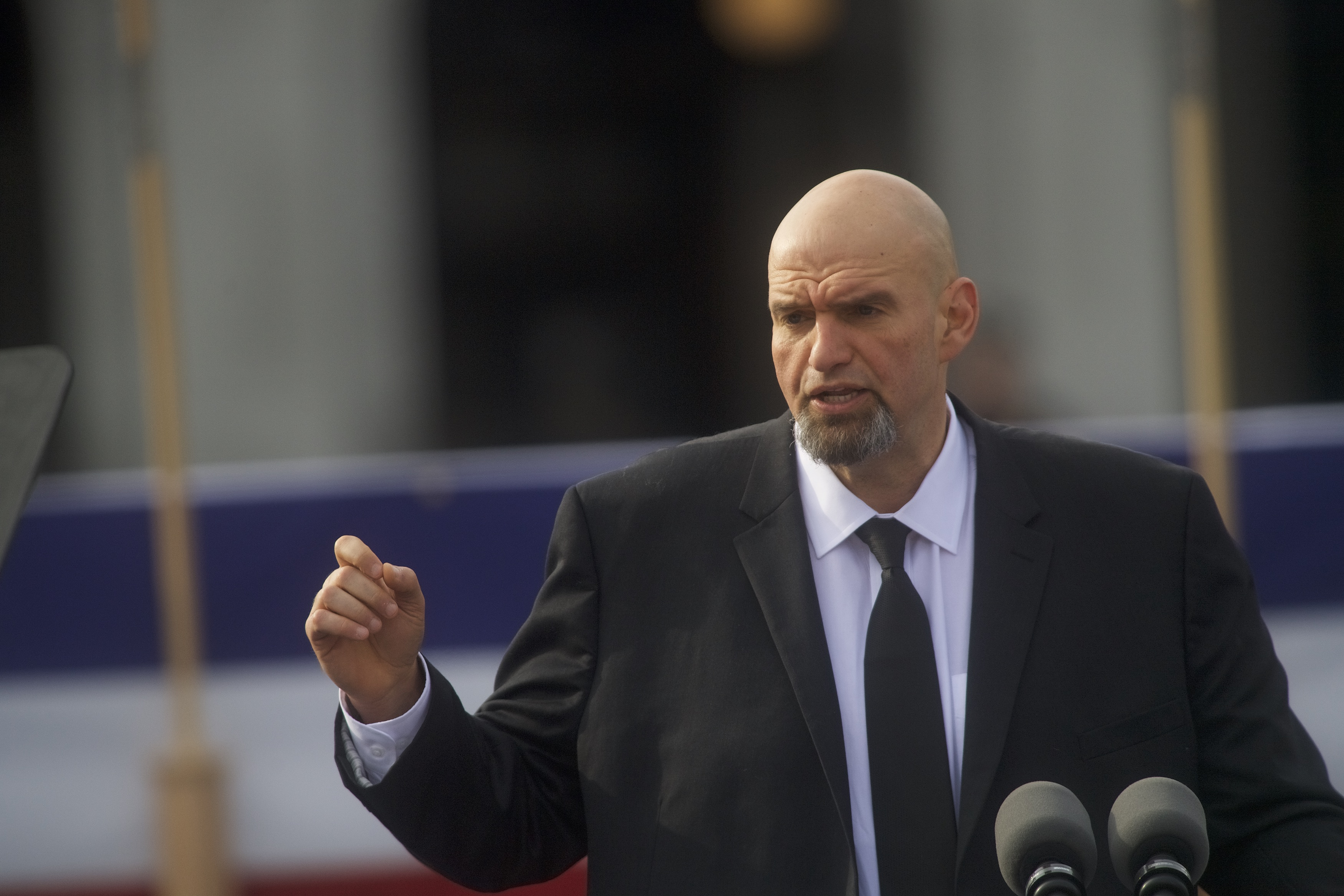 Pa. Lieut. Governor Urges Man Charged With Voter...