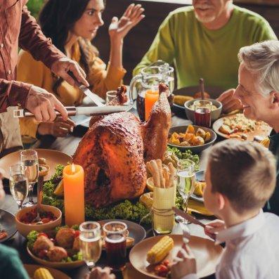 Thanksgiving, pandemic, politics