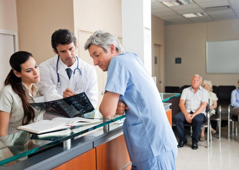 Small health care businesses employ 8.8 million people