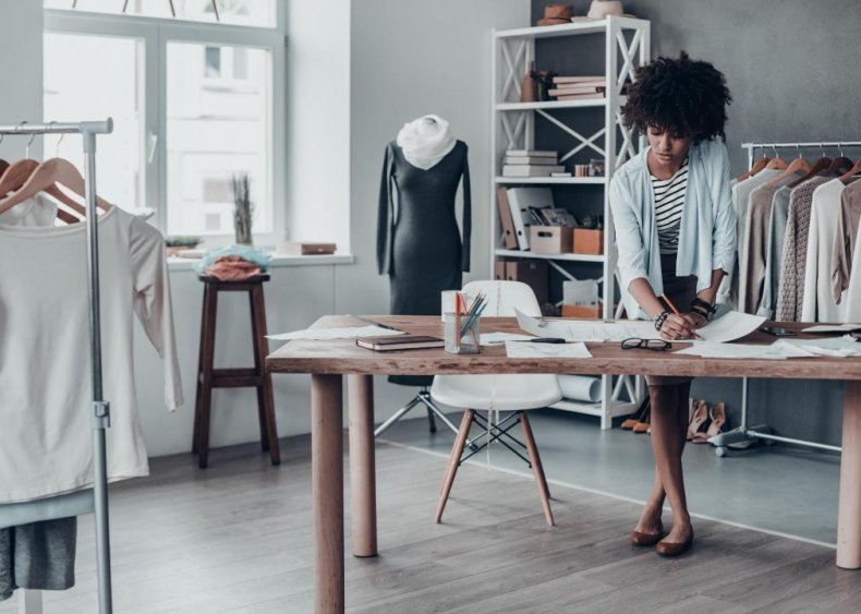 Women own 45% of all US businesses