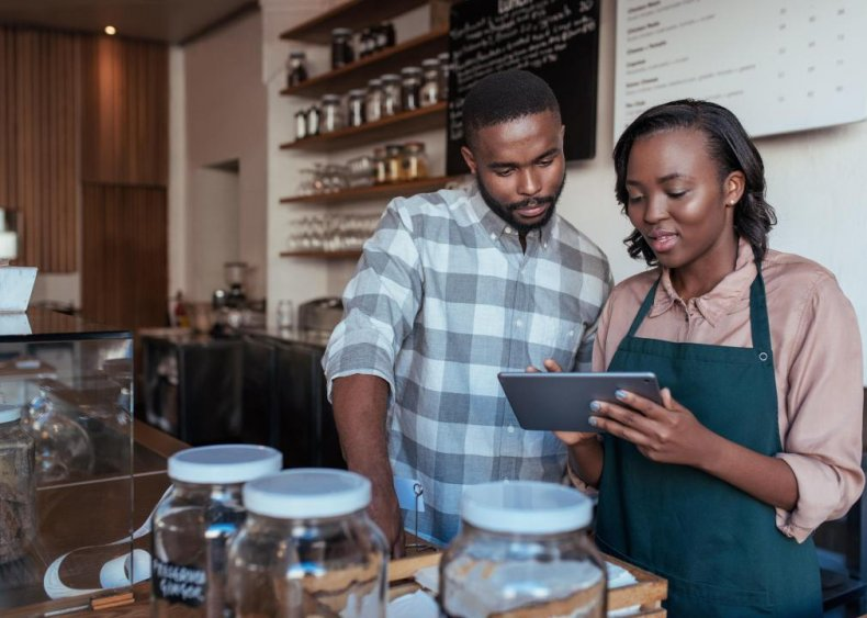 Minority-owned small businesses employ 8.7 million workers