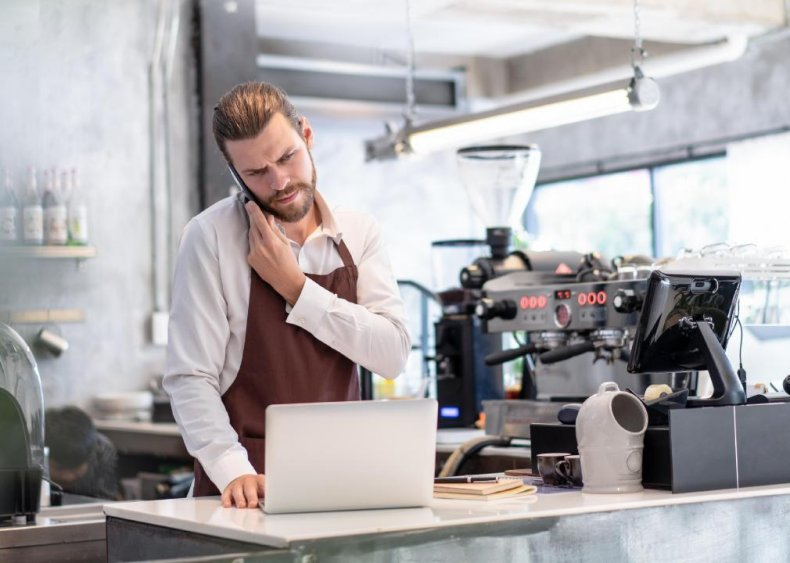 Self-employed business owners typically earn $51,419