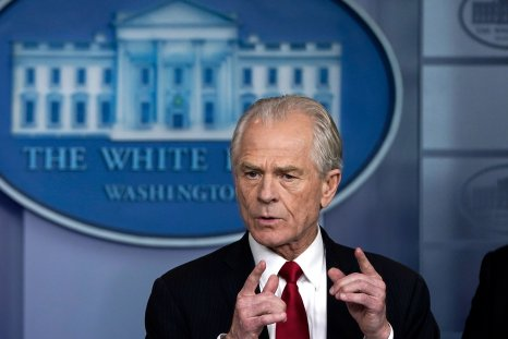 peter navarro white house briefing march 2020