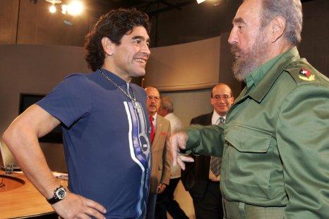 Diego Maradona Castro