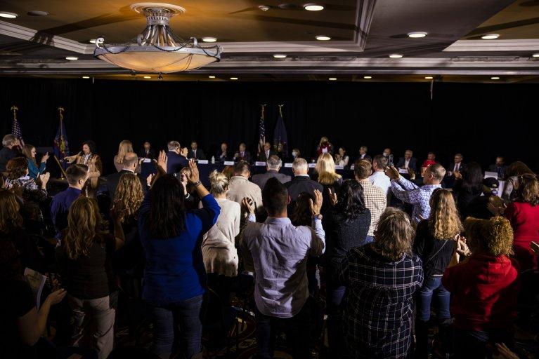 Pennsylvania GOP Election Hearing
