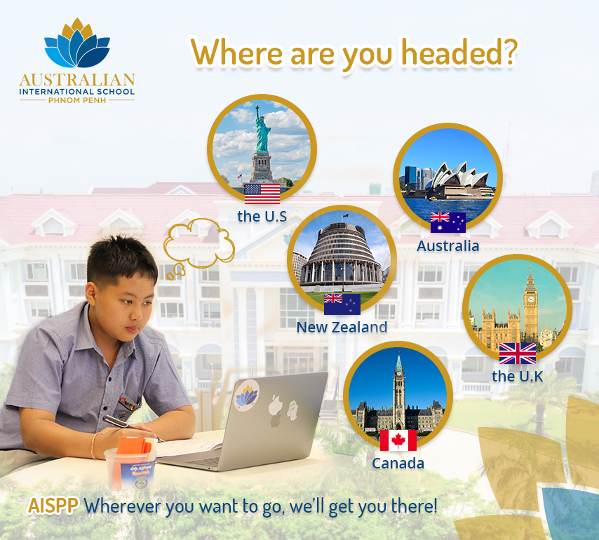 Australian International School Phnom Penh (AISPP)