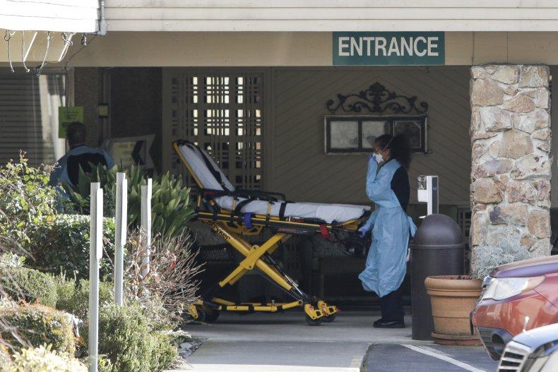 Nursing home in Washington