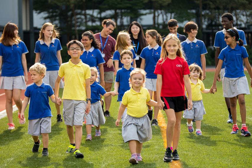 Overseas Family School