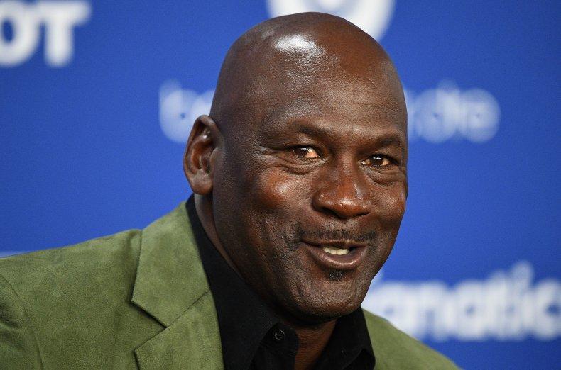 Michael Jordan Thanksgiving turkey donation giveaway