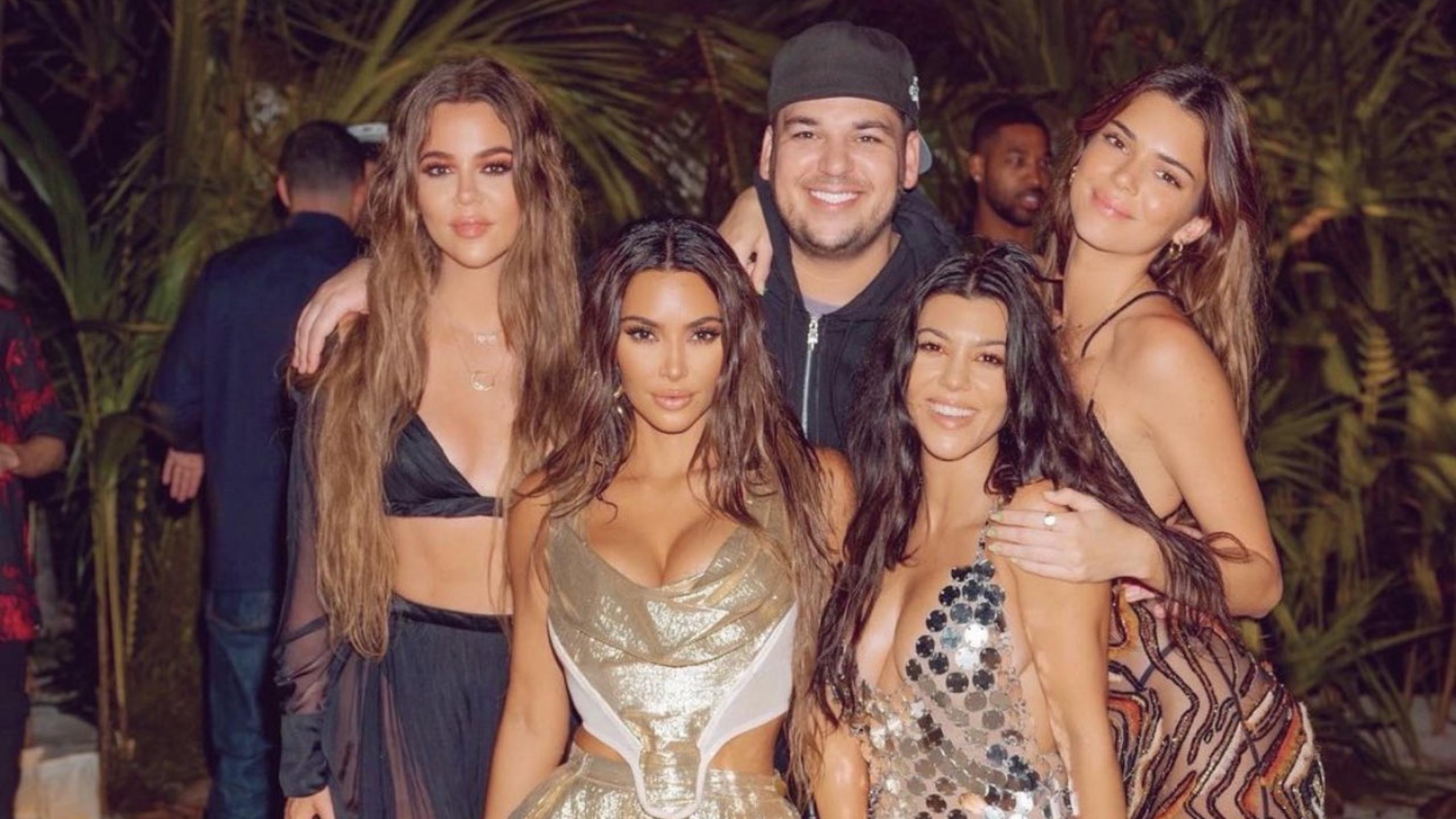 Kim Kardashian 40th Birthday