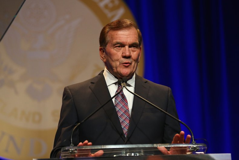 Former Governor Tom Ridge