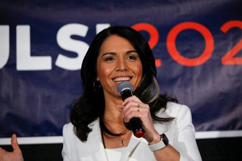 U.S. Representative Tulsi Gabbard (D-HI)