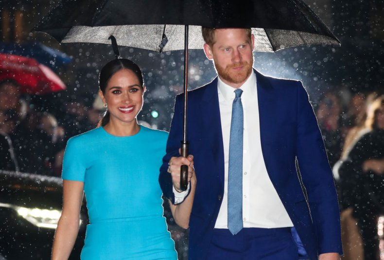 Meghan Markle and Prince Harry, Endeavour Fund