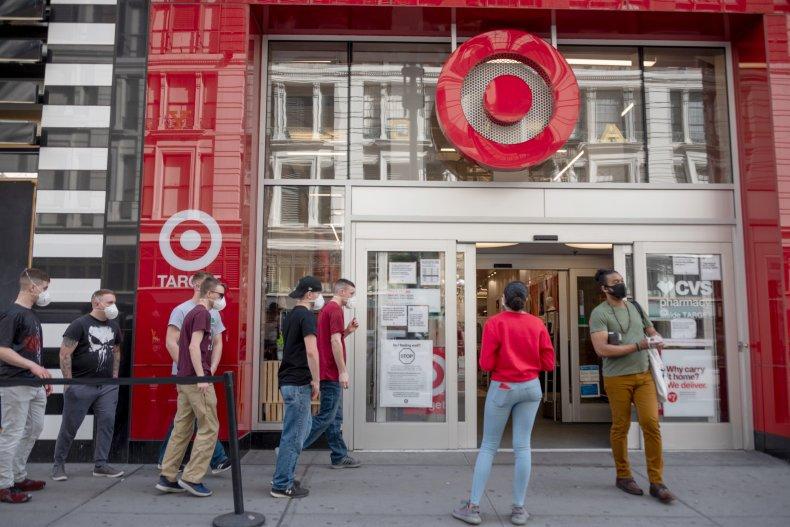 Target New York City May 2020