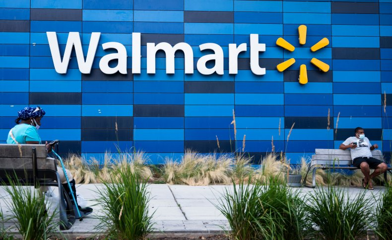 Walmart Washington, D.C. July 2020