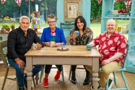 great british baking show new season