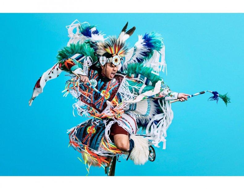 Indigenous TikTok Star James Cree