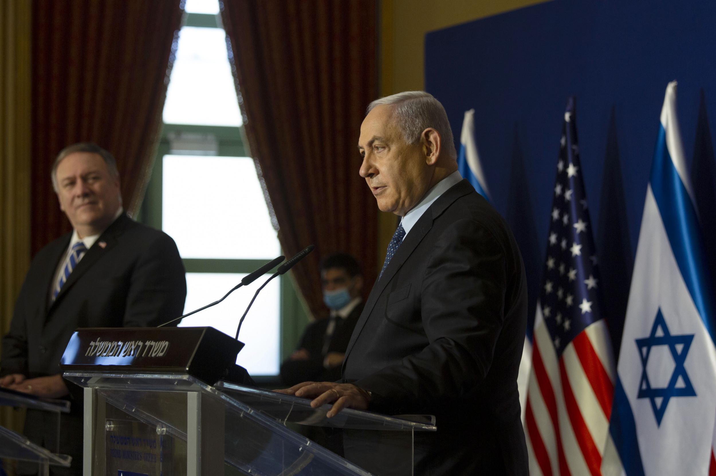 As Iran vows to avenge slain scientist, Saudi-Israel peace talks reportedly break down