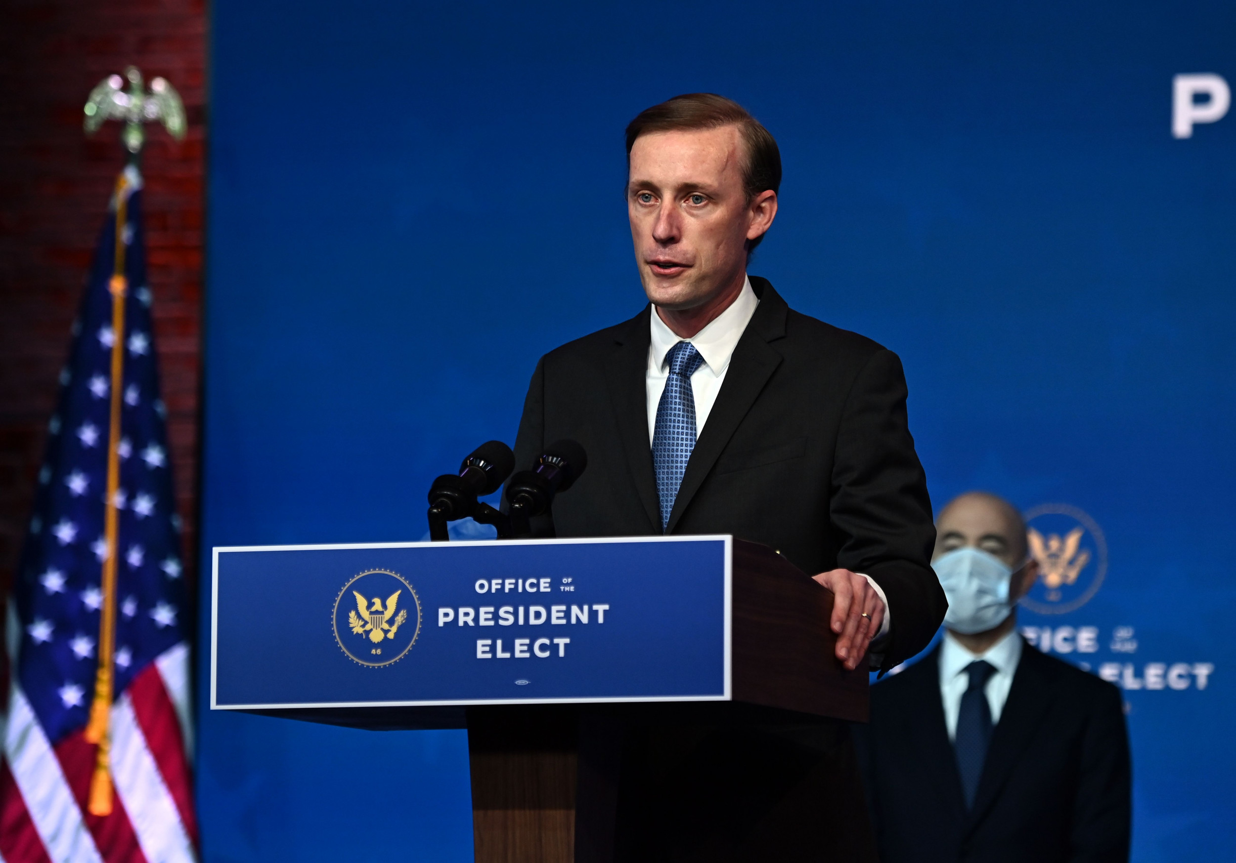 Joe Biden's NSA nominee says U.S. would send a message to China over coronavirus response