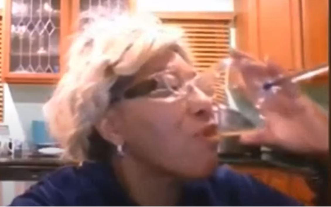 School board member finishes wine glass, flips off Zoom meeting, prompting demands for apology