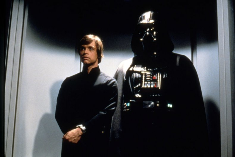 Mark Hamill David Prowse