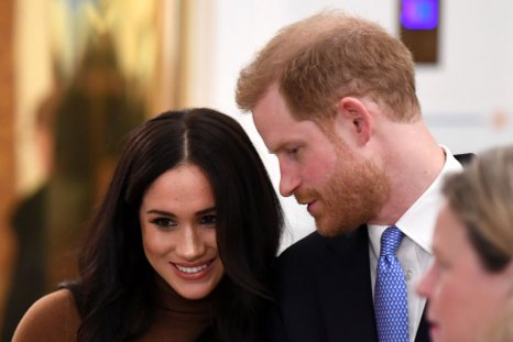 Meghan Markle and Prince Harry, Canada House