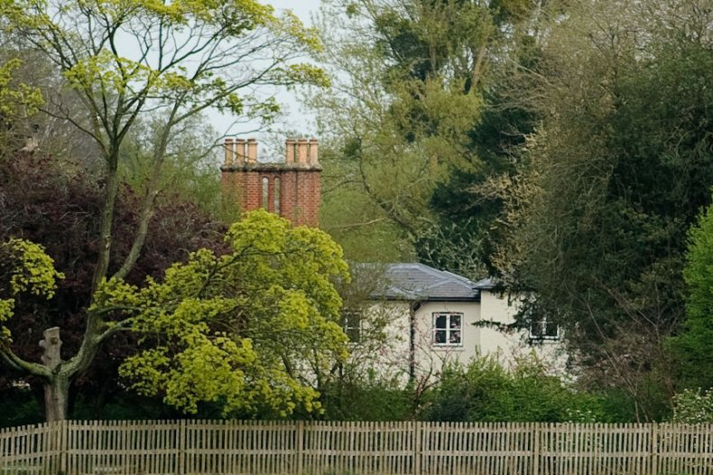 Frogmore Cottage, Prince Harry and Meghan Markle