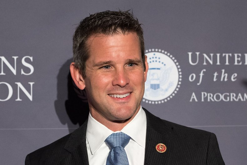 Congressman Adam Kinzinger in 2014