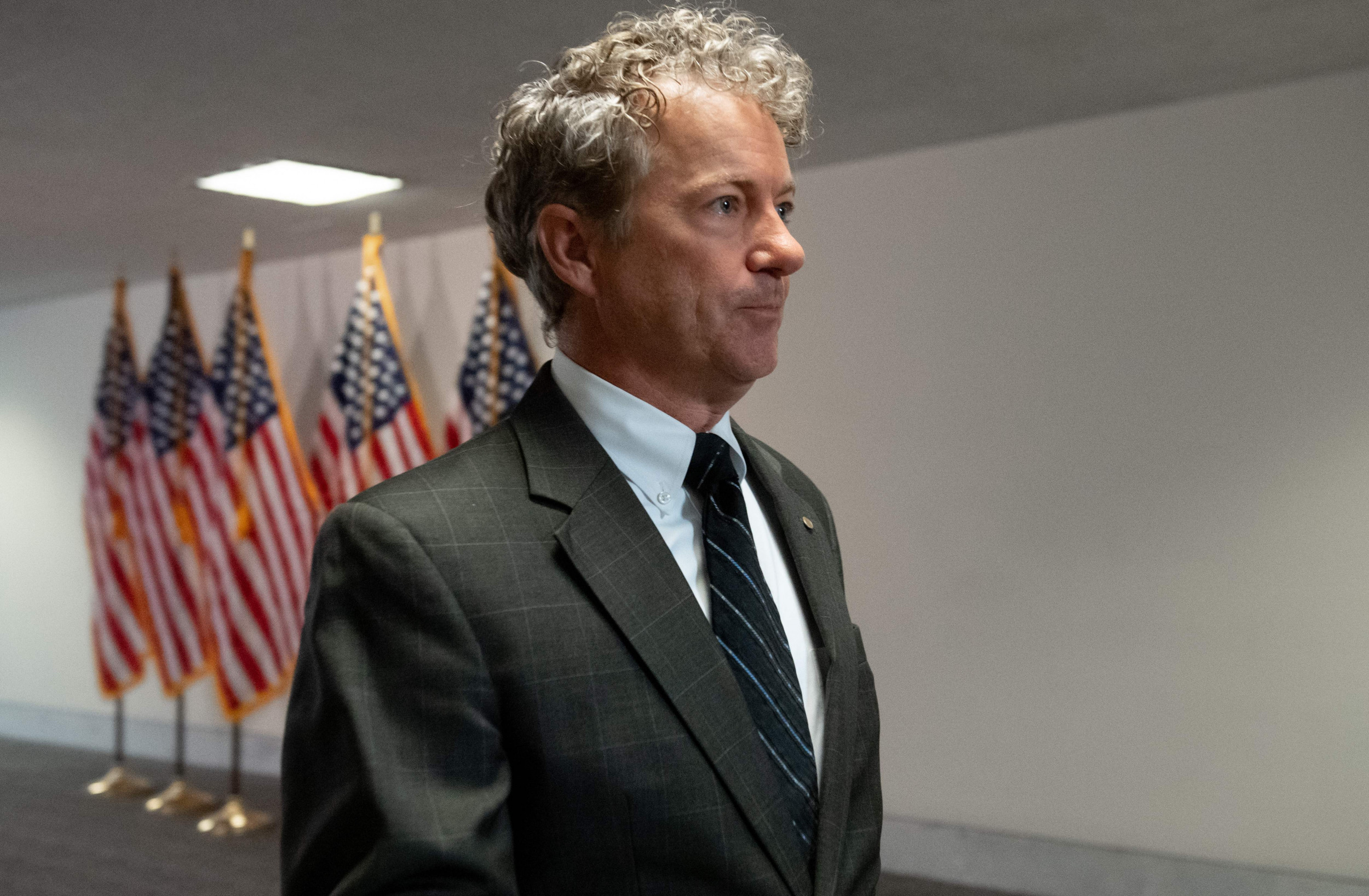 """Rand Paul sparks backlash with vote count """"anomaly"""" tweet"""