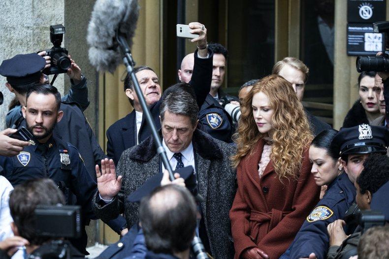 The Undoing Hugh Grant Nicole Kidman
