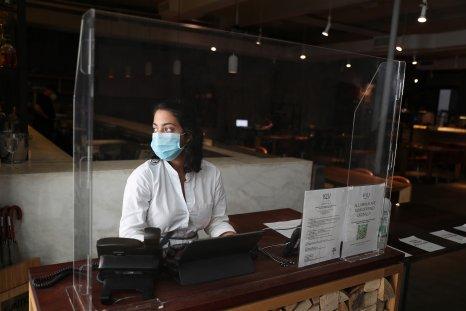 pandemic restaurant