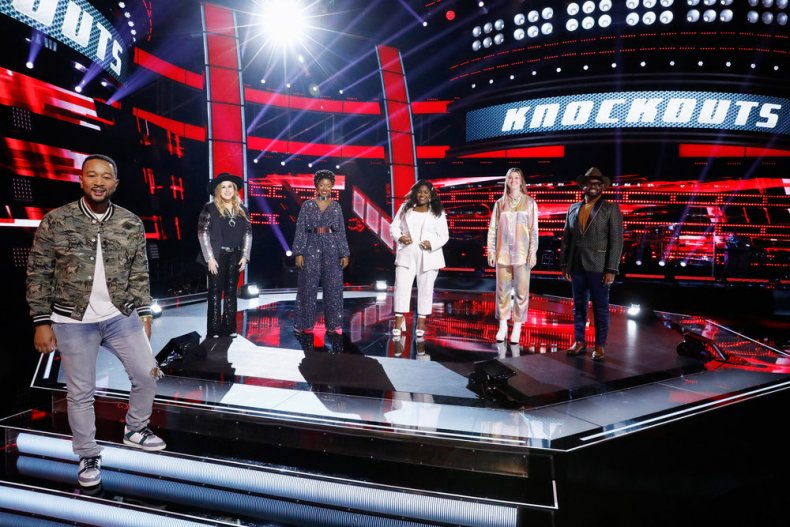 Every Contestant on 'The Voice'