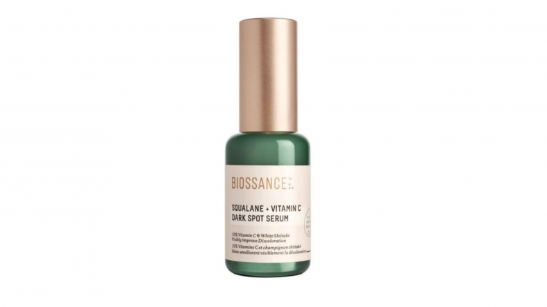 biossance dark spot serum